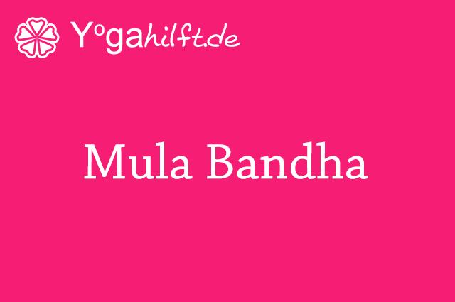 yogahilft - mula bandha